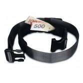 Pasek ze schowkiem na pieniądze  i telefon CashSafe 25 czarny