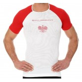 Brubeck Koszulka męska 3D Husar PRO z krótkim rękawem SS12070