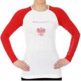 Brubeck Koszulka damska 3D Husar PRO z długim rękawem LS13200