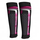 Spaio OPASKI KOMPRESYJNE speed support elite na łydkę (black/pink)