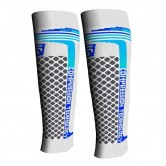 Spaio OPASKI KOMPRESYJNE speed support elite na łydkę (white/blue)