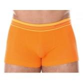 Brubeck Bokserki męskie ACTIVE WOOL BX10870 (pomarańczowy)