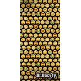 Dr. Bacty Ręcznik 70x140cm (emotikons) XL